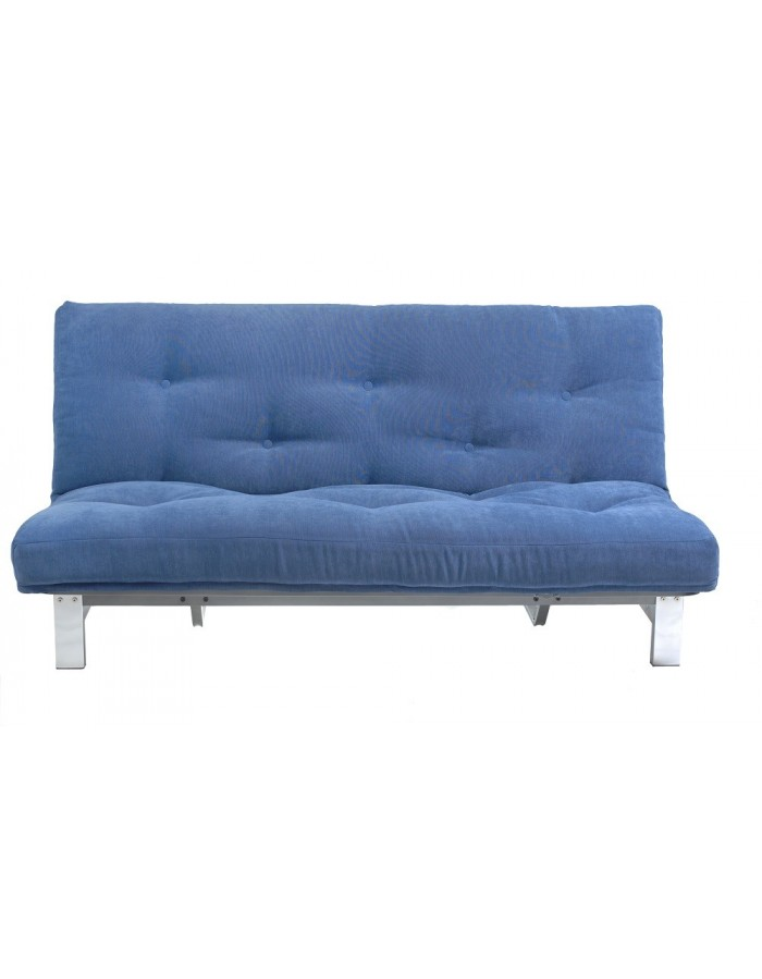 Madrid Clic Clac Lounger Futon Easy Action Lounger Sofa Bed