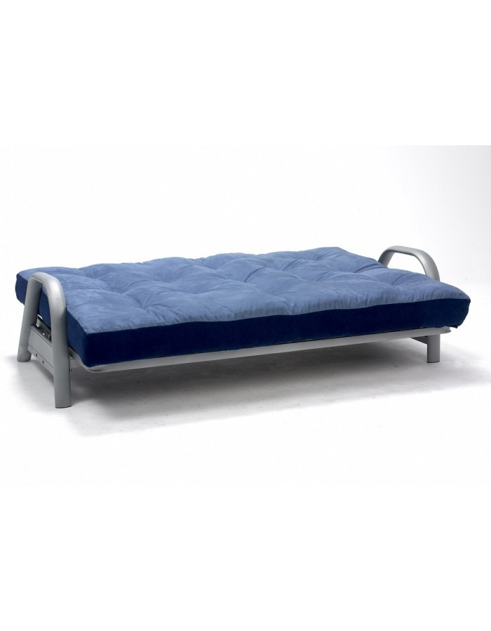 Oslo clic clac futon sofabeds uk wide delivery - Clic clac couchage 140 ...