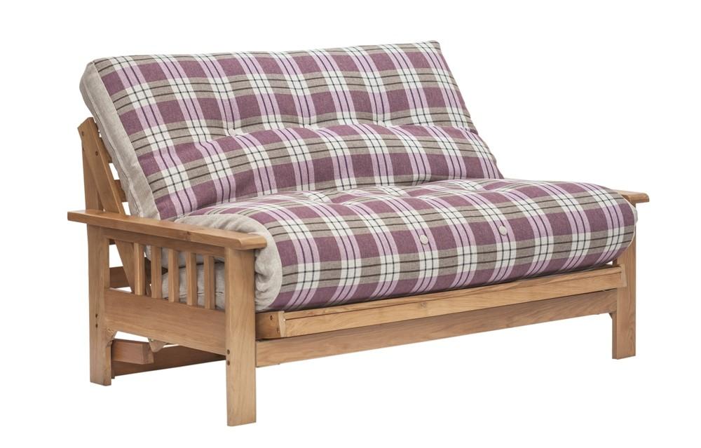 Rubber Wood Futon Sofa Bed Banana Hammock For Women And