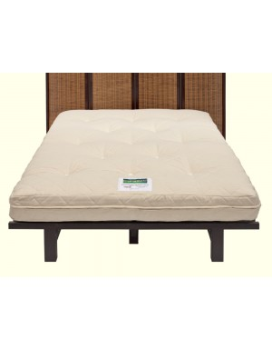 Cottonsafe Chemical Free Cocoloc Futon Mattress - Firm