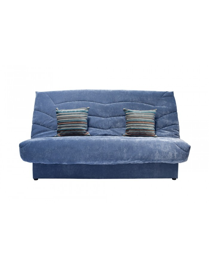 Clic clac sofabed regular use with mattress and fabric choice - Divan clic clac ikea ...