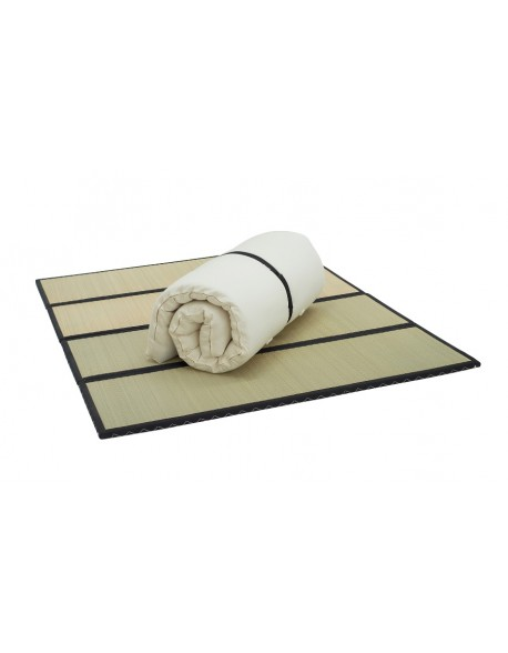 Monk Futon Bed Roll - single size