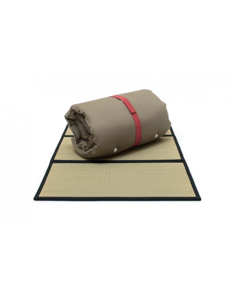 Napper futon bed roll with optional tatami mat
