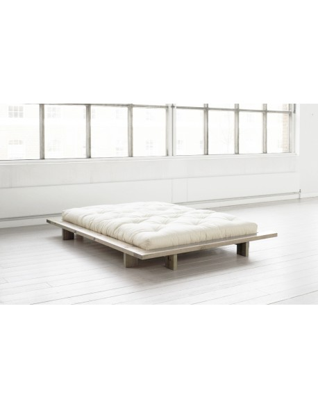 Japan Tatami Bed by Karup Design Natural Finish