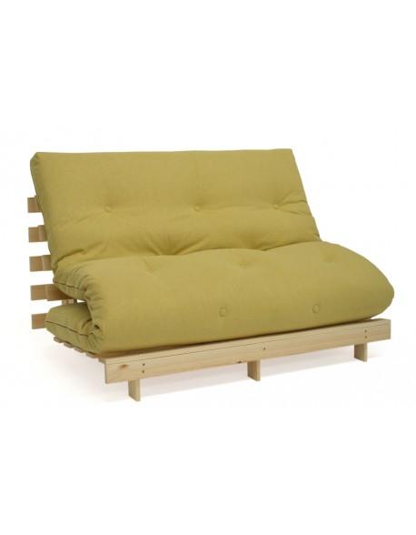 Scandi Double Futon Sofa Bed