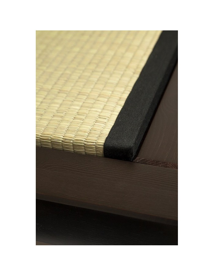 Dock Bed With Tatami Mats Japanese Low Level Futon By
