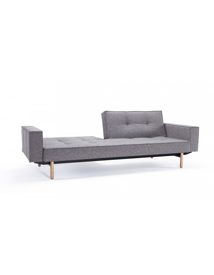 innovation splitback sofa bed with arms