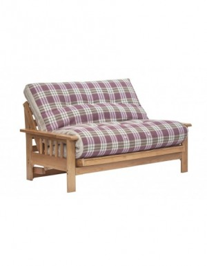 Cavendish Oak 2 Seat Futon Sofa Bed