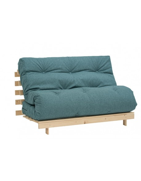 Fabulous Senjo Double Futon Sofa Bed Fabric Choice And Uk Wide Delivery Ibusinesslaw Wood Chair Design Ideas Ibusinesslaworg