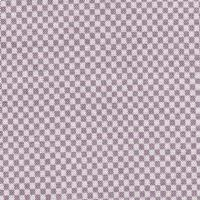 CottonSafe Aubergine Check chemical free fabric