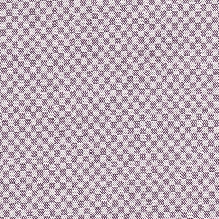 Cottonsafe Aubergine Check + £85