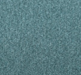 Teal Tweed Fabric