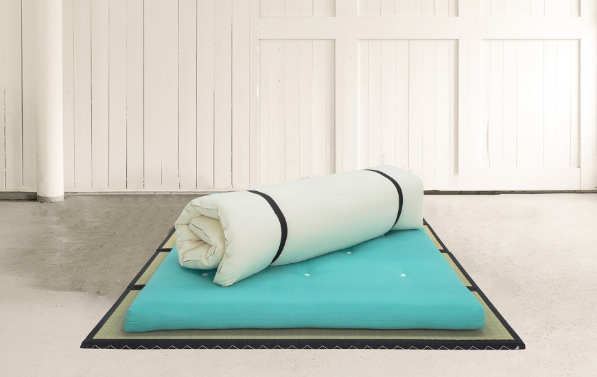 The Monk Bed Roll
